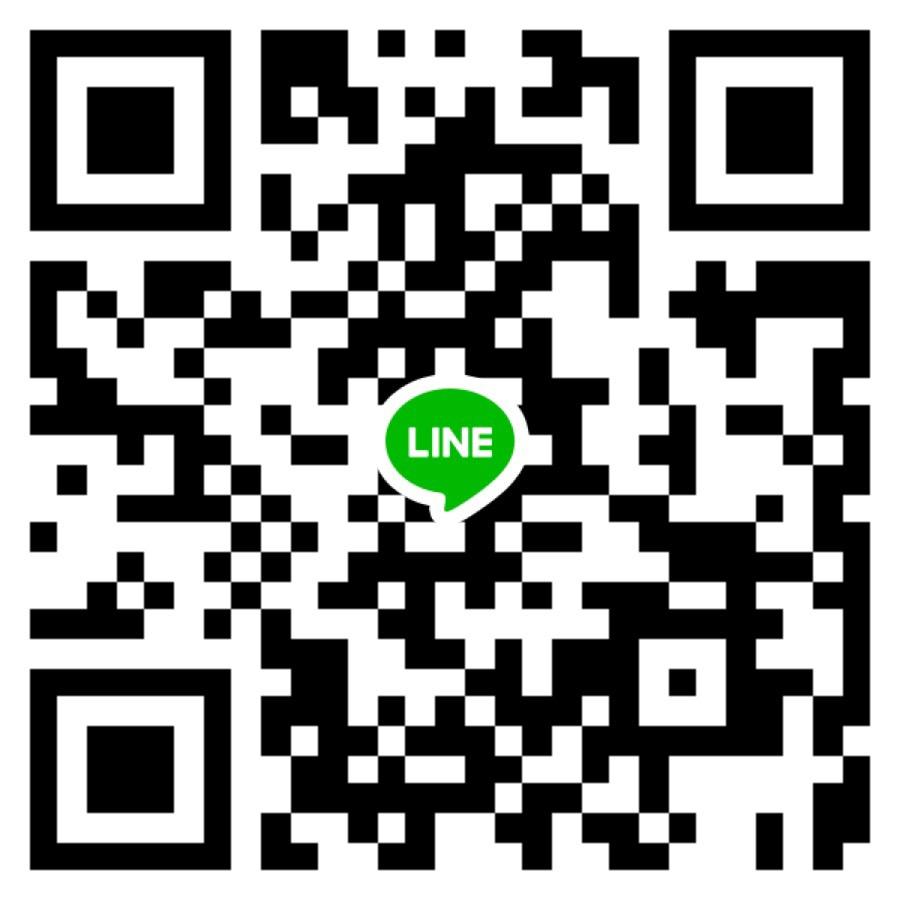 友達登録するQRコード